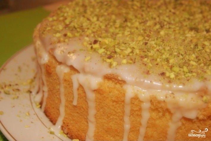 Бисквит с лимоном рецепт с пошагово в духовке