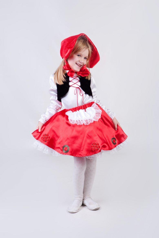 Как сделать красную шапочку для костюма красной шапочки