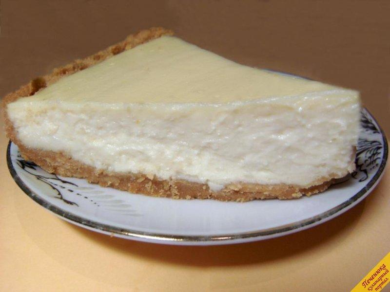 Рецепт чизкейка из творога в домашних условиях пошагово простые