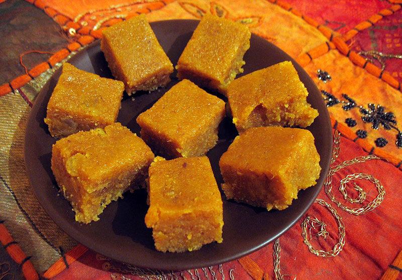 Рецепты сладкие из манки