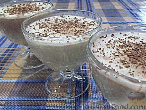 Рецепт десерта из молока