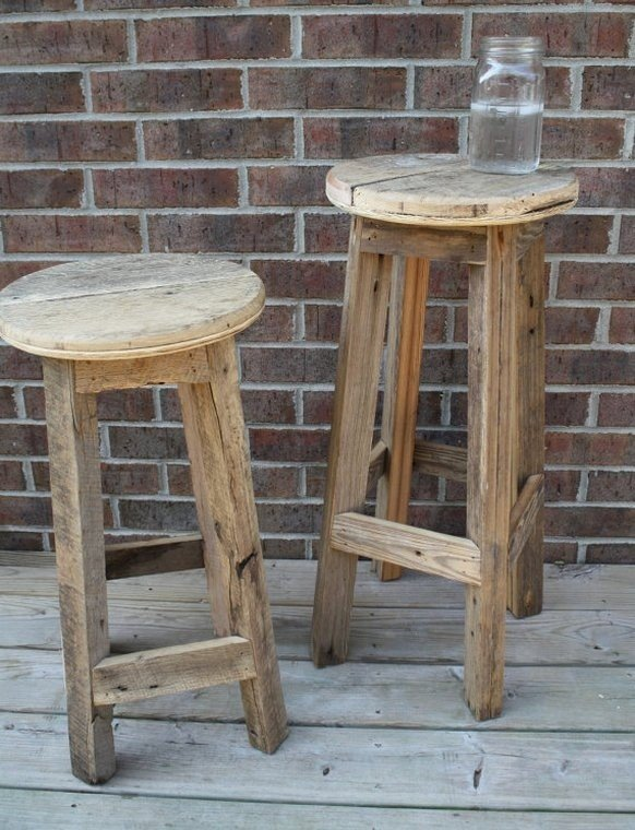 Как сделать барную стул 371