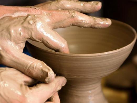 Как обжечь глину в домашних условиях в