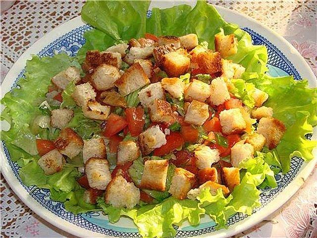 Постные простые вкусные салаты рецепты с
