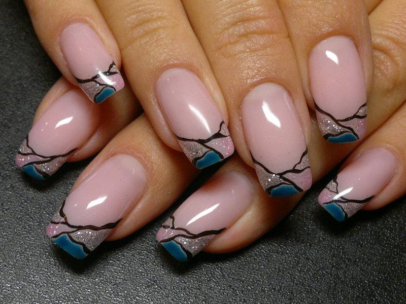 Виды дизайна для ногтей
