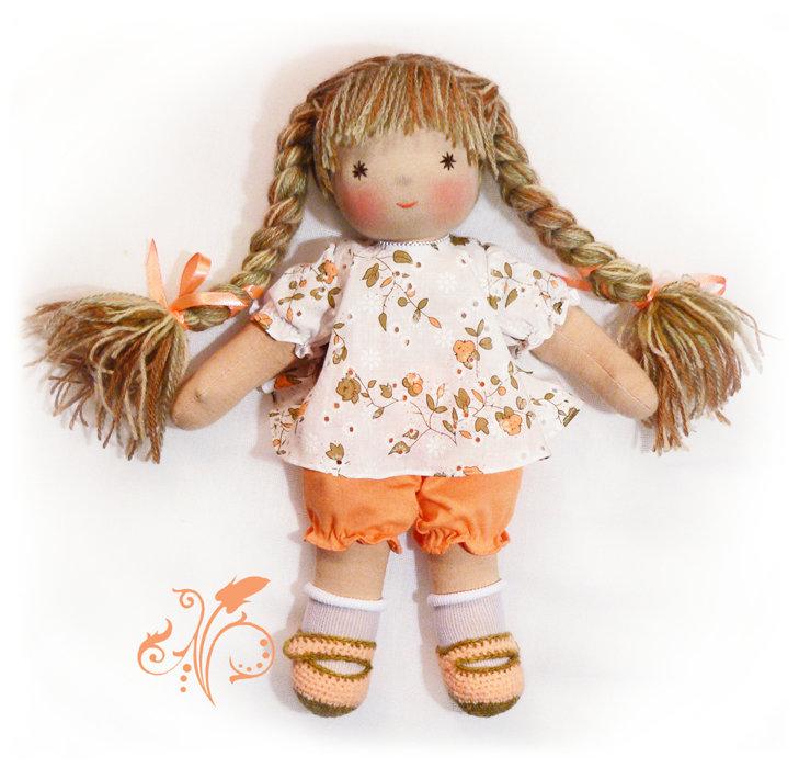 Картинки кукол своими руками из ткани