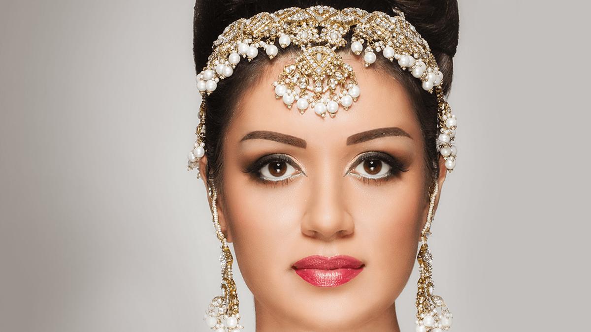 Восточные женщины макияж фото