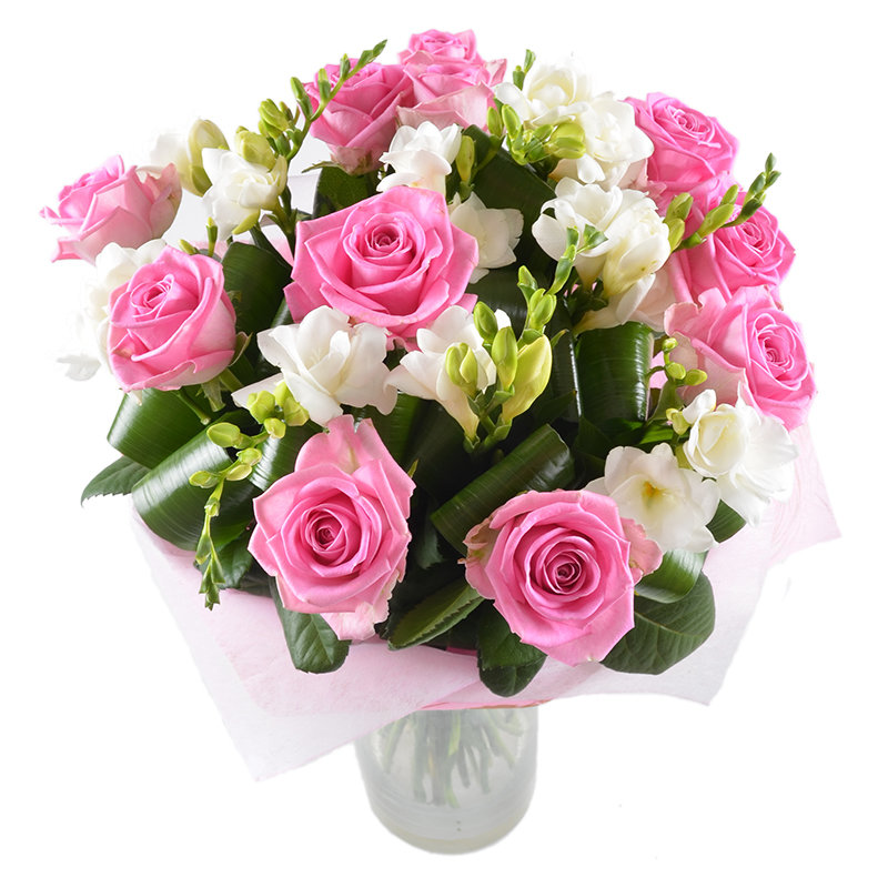 Цветы девушке красивые букеты