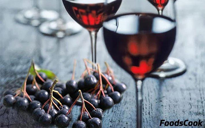 Рецепт домашнего вина из черноплодной рябины в домашних условиях рецепт