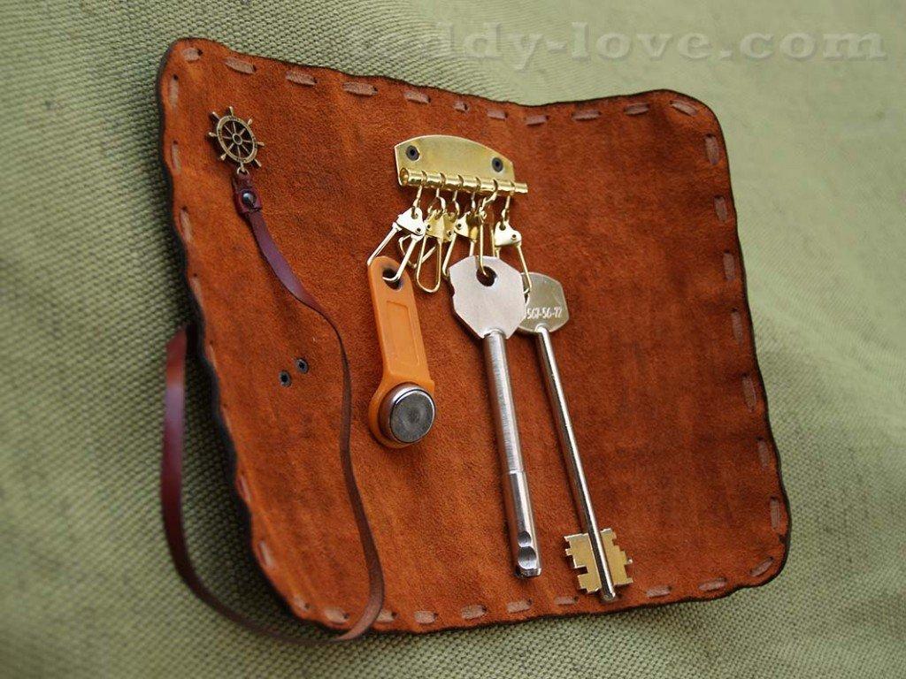 Изделия из кожи ручной работы своими руками 72