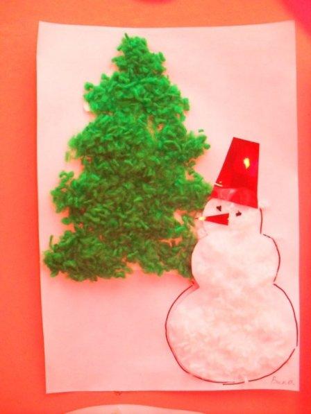 Открытки на Новый год своими руками - карточка от пользователя vitaliy.osa в Яндекс.Коллекциях