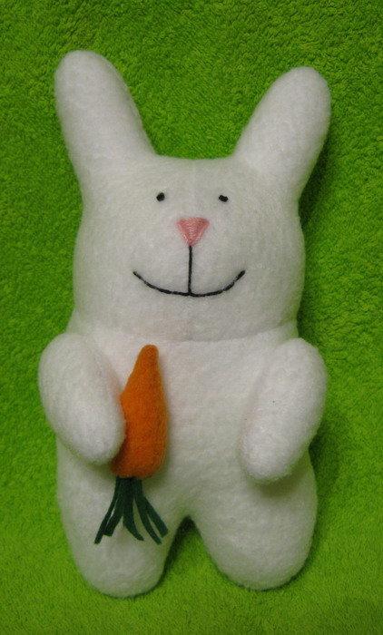 Как сделать кролика игрушечного 561