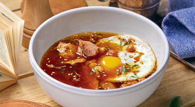 Суп с вешенками простой и вкусный