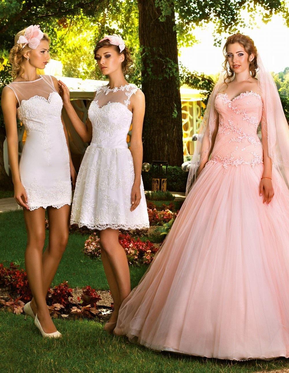 Платье подруги невесты на свадьбу