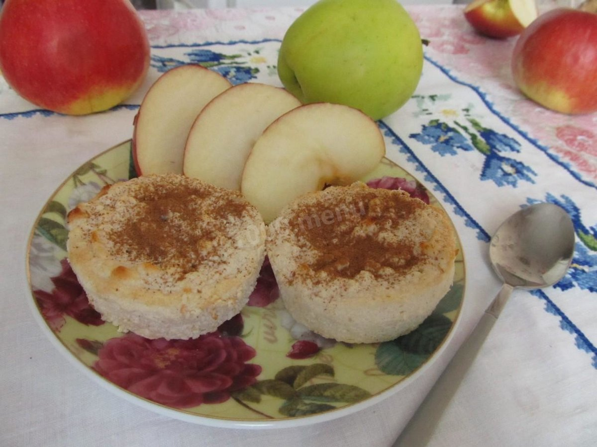 Яблочное суфле рецепт с фото пошагово в домашних условиях