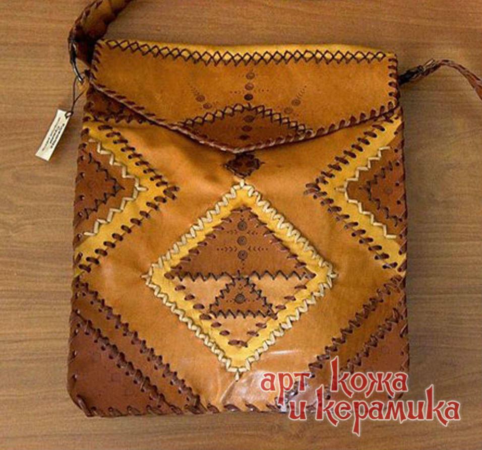 Комплект женских сумок своими руками