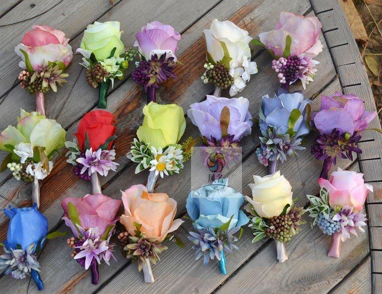 Как своими руками сделать искусственные цветы 71