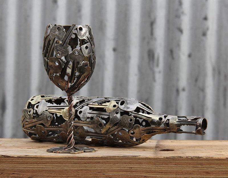 Вещи своими руками из стали