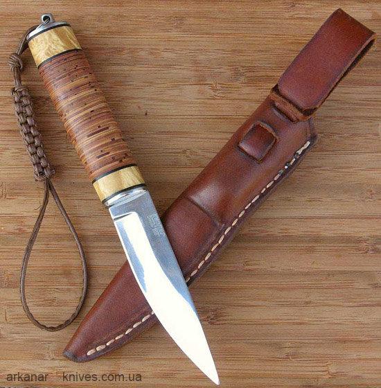 Своими руками ручка охотничьего ножа