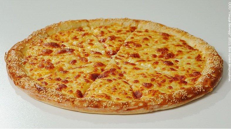 Рецепты пиццы 4 сыра