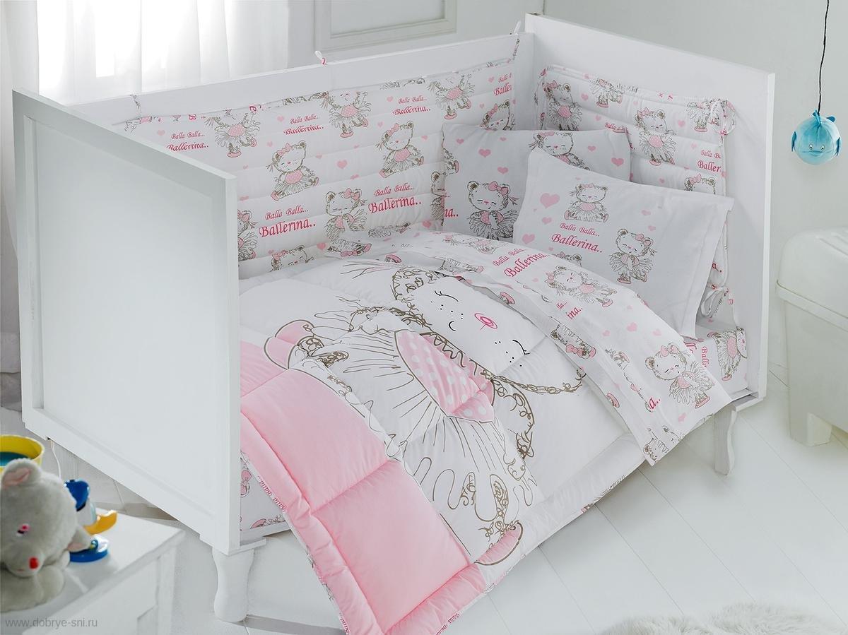 Сшить постельное белье для детской кроватки фото