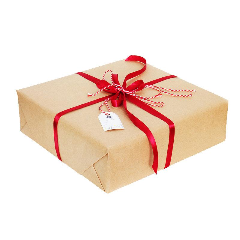Упаковка подарка в омске 512