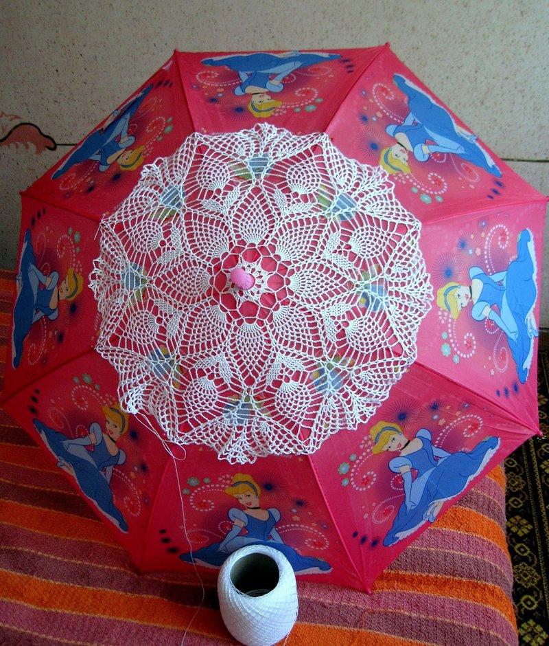 украшаем зонтик своими руками - карточка от пользователя korzhowa.sveta в Яндекс.Коллекциях