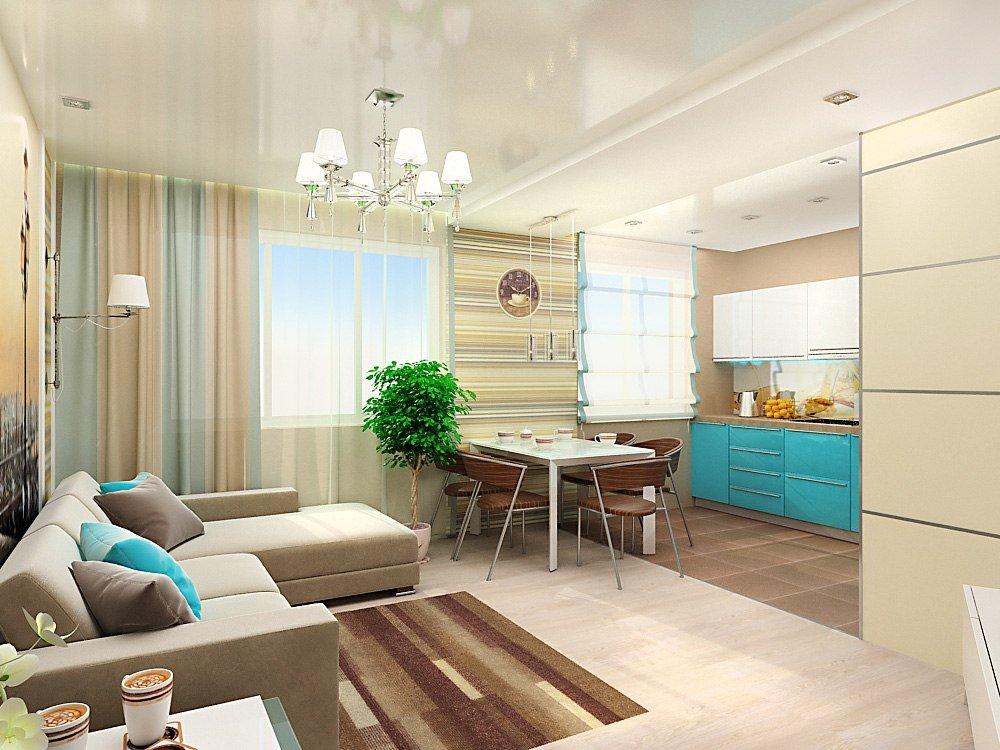 Дизайн хрущевки 3 комнаты без перепланировки