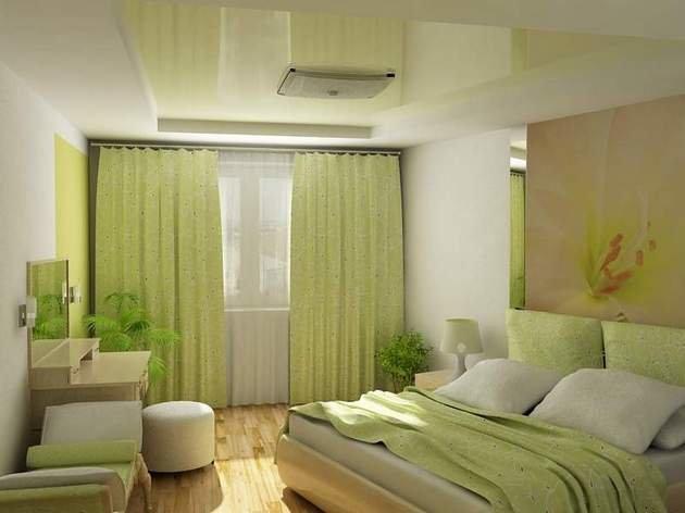 Ремонт своими руками в спальне дизайн