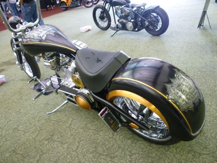 Как сделать тюнинг  для мотоцикла