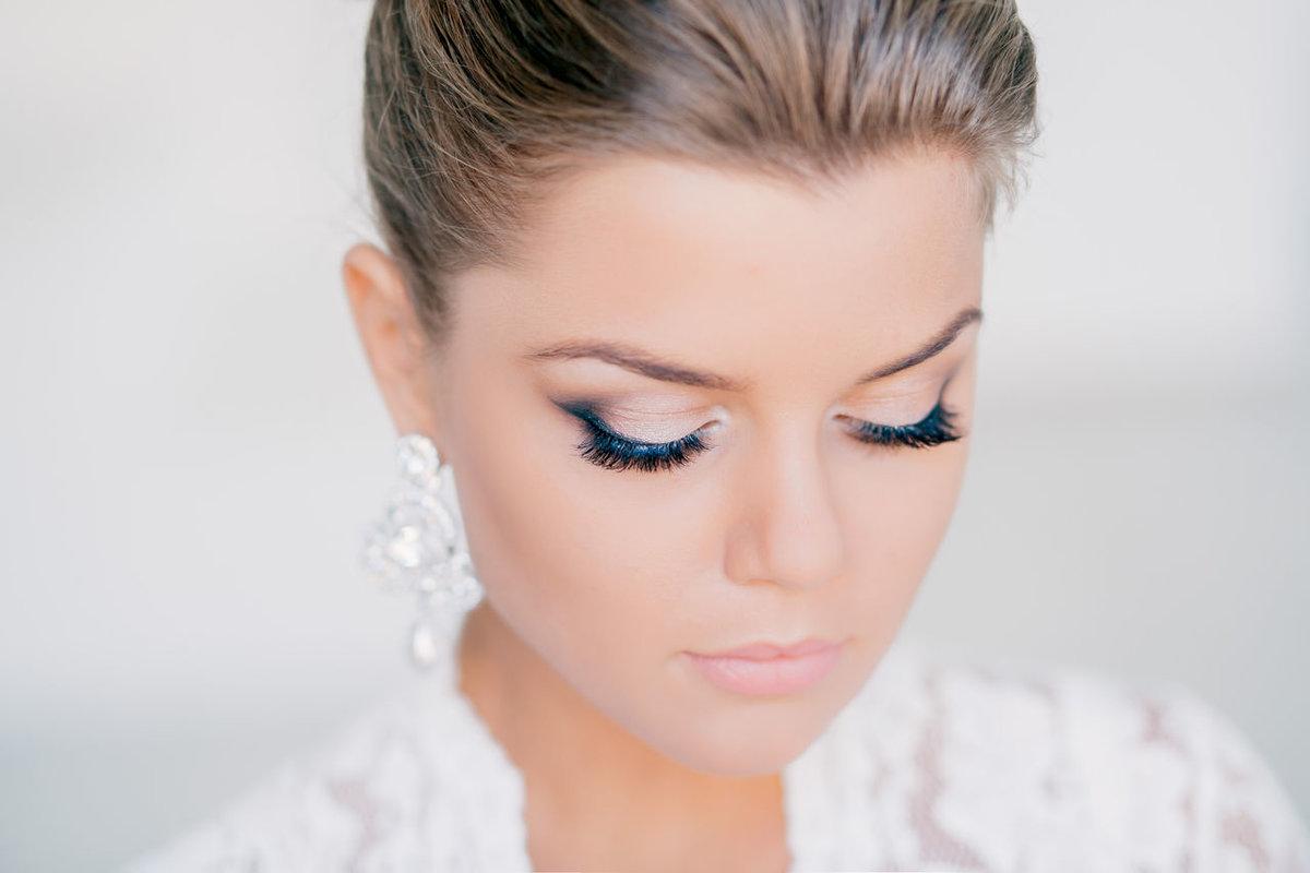 Фото свадебный макияж 20 года