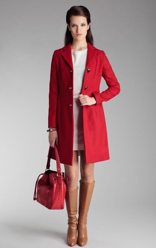 женское классическое пальто выкройка