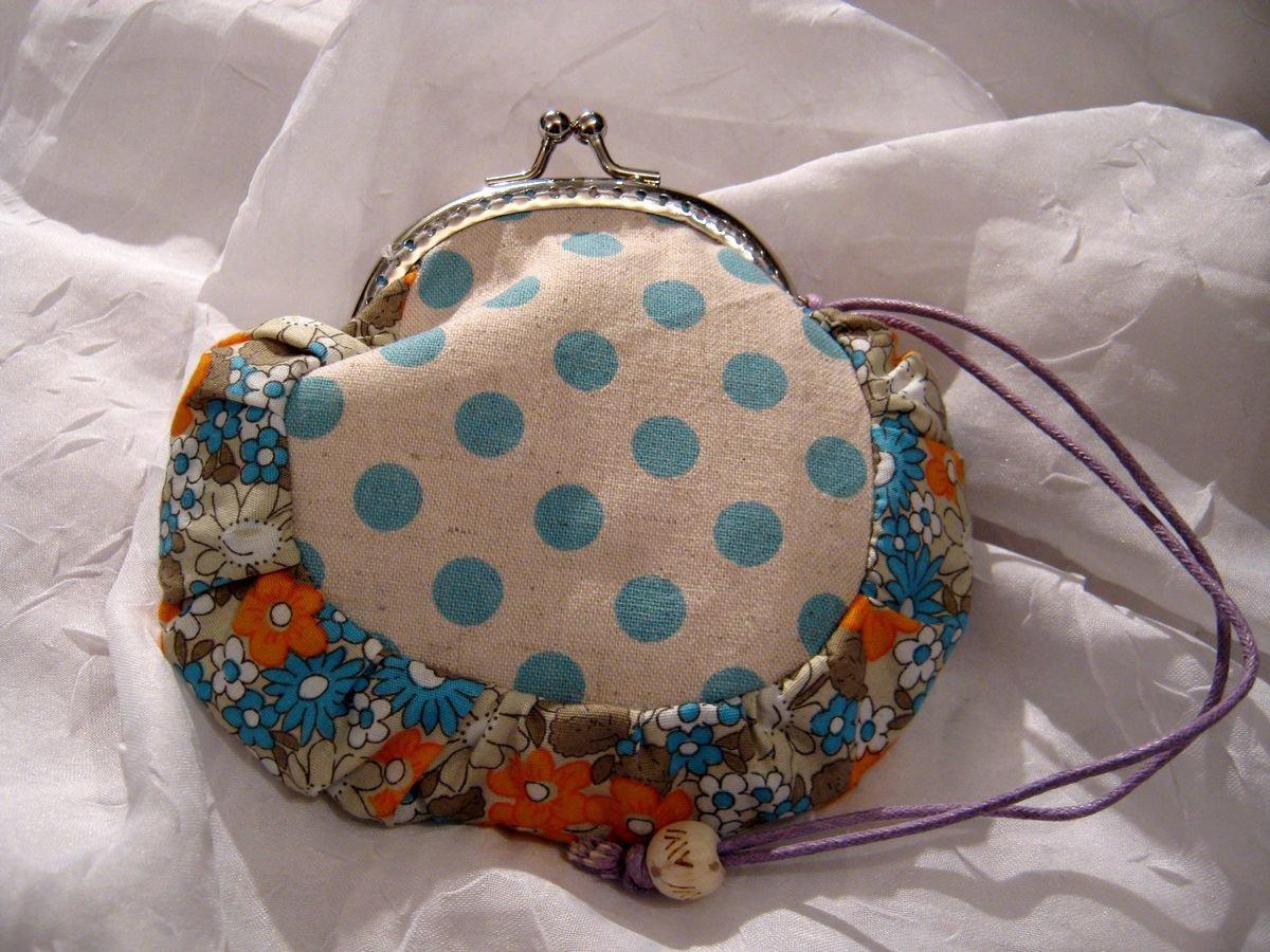 Сумка кошелек своими руками из ткани