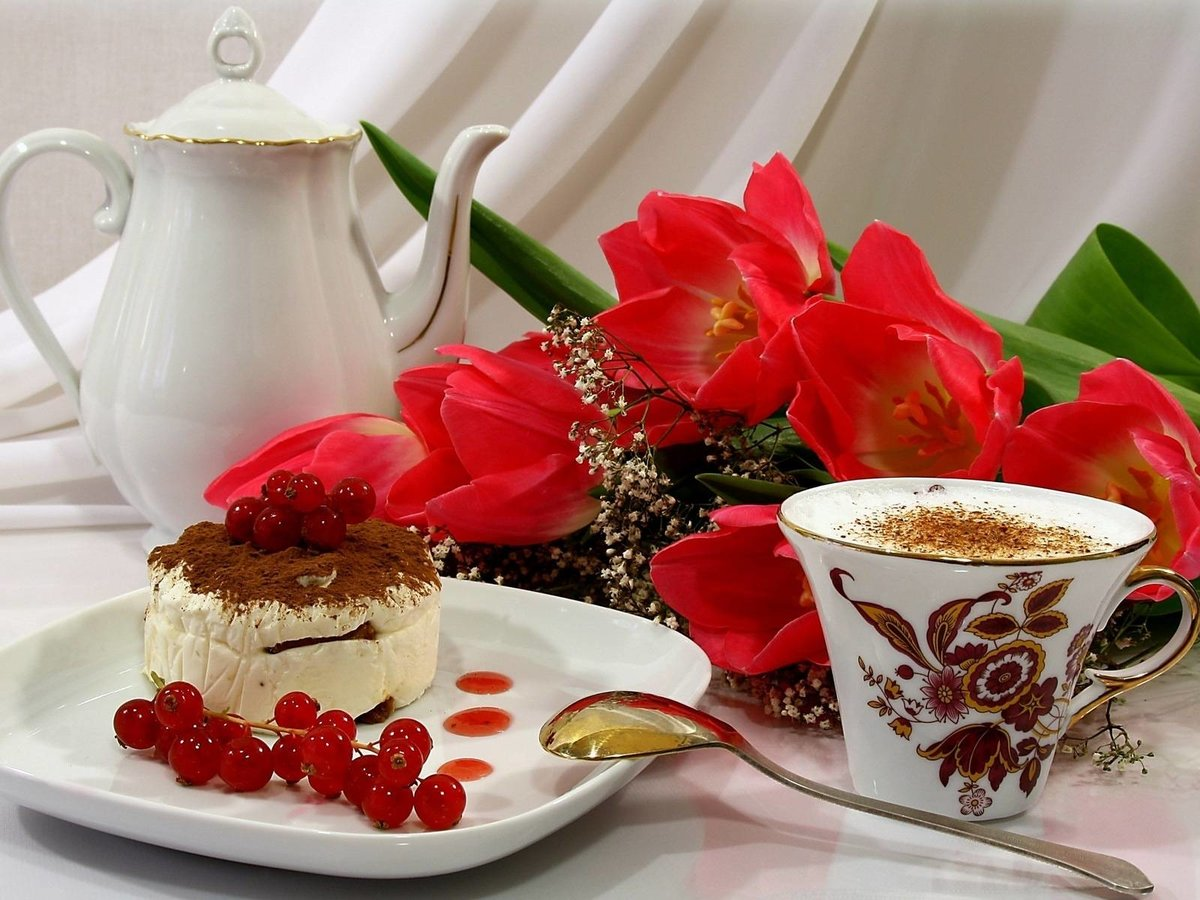 Фото открытки доброе утро хорошего дня и