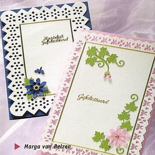 Журналы открытки своими руками