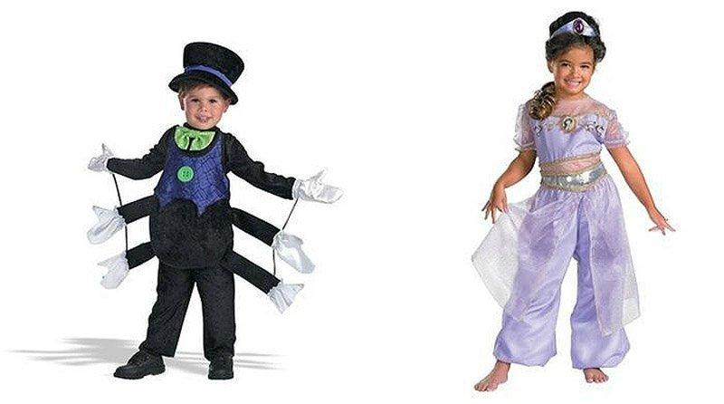 Как самому сделать детские новогодние костюмы6