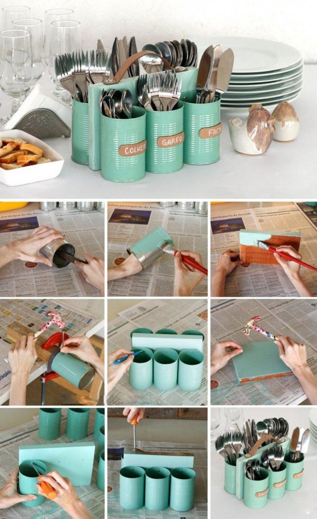 Сделать своими руками полезные вещи для дома