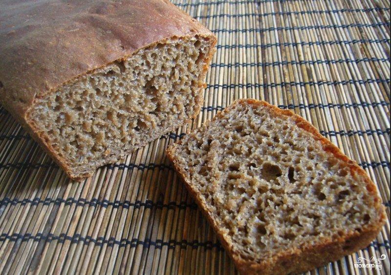 Домашний ржаной хлеб в мультиварке рецепты