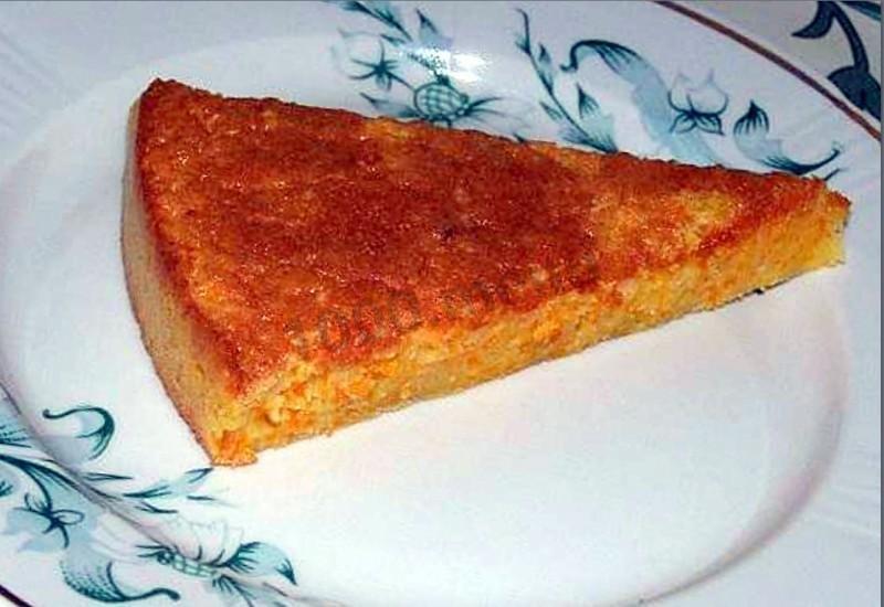 Рецепт пирога из тыквы быстрый и вкусный