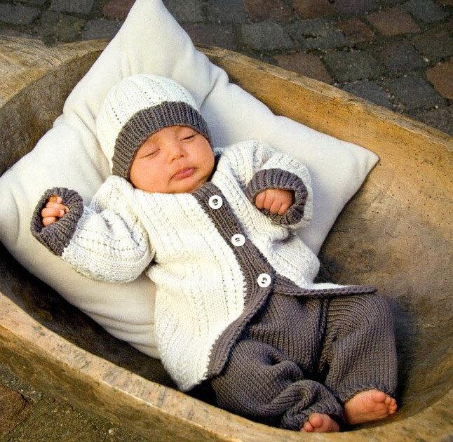 Вязание крючком на мальчика новорожденного 277