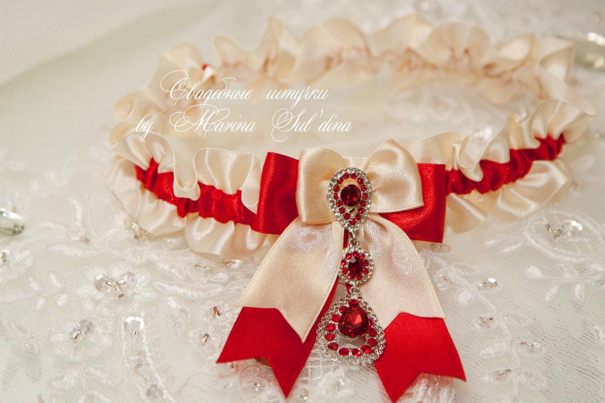 Как сделать повязку на свадьбу своими руками