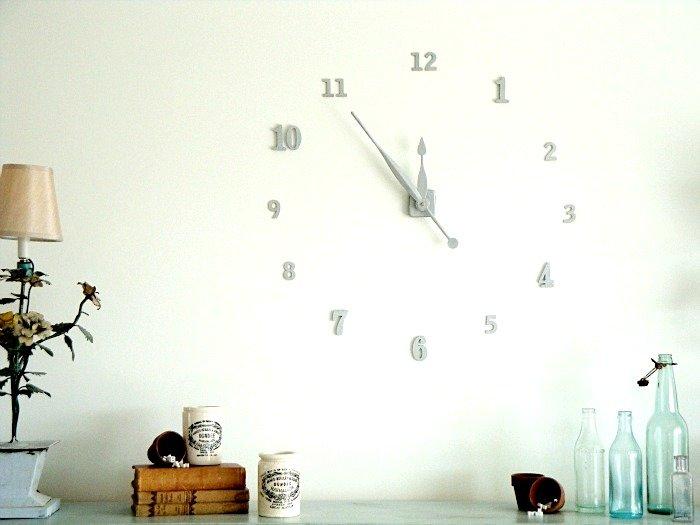 Часы огромные своими руками 40