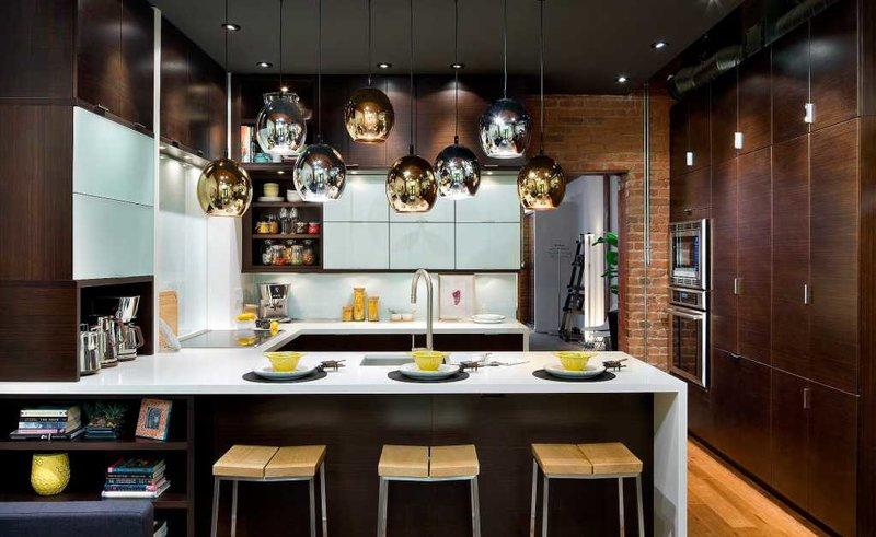 Дизайн ремонт кухни фото 2015 современные идеи 10 кв.м