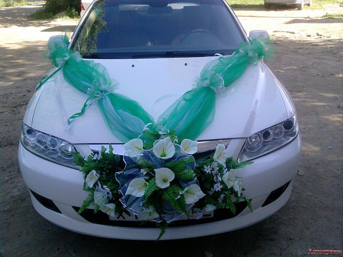 Украшения машин на свадьбу своими руками с фото