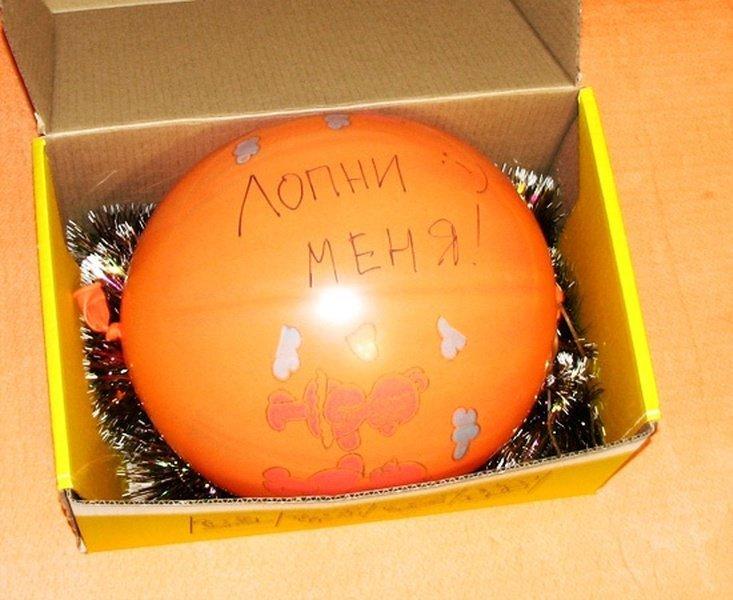 Как сделать оригинальный подарок на день рождения do it 232