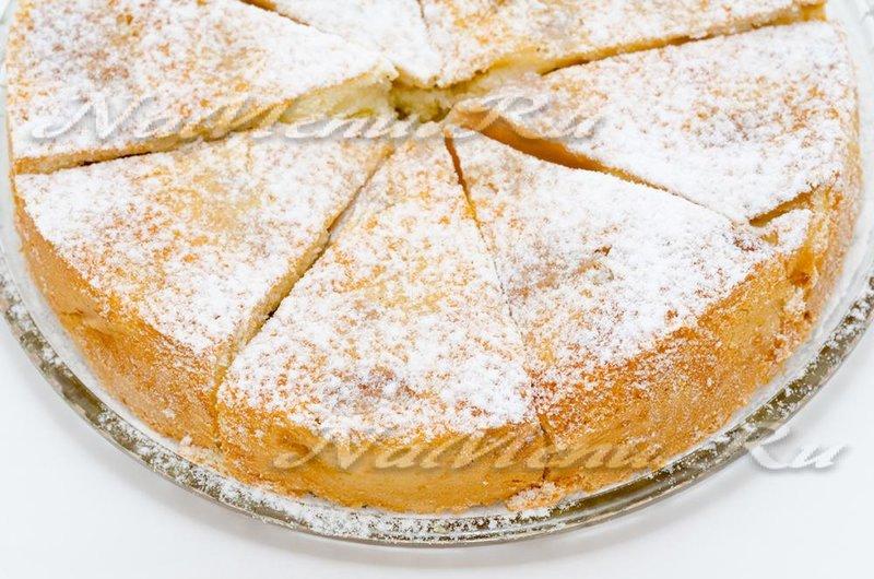 Пирог на скорую руку с