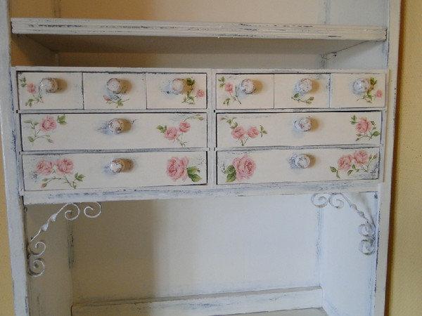 Как отреставрировать старый кухонный шкаф своими руками фото