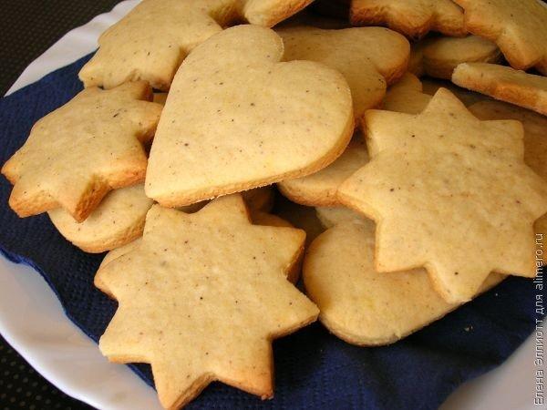 Как сделать домашние печенье рецепт 96