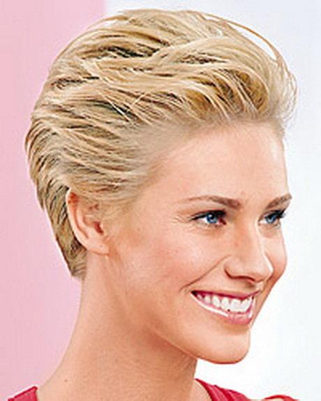 Прически для коротких волос без укладки