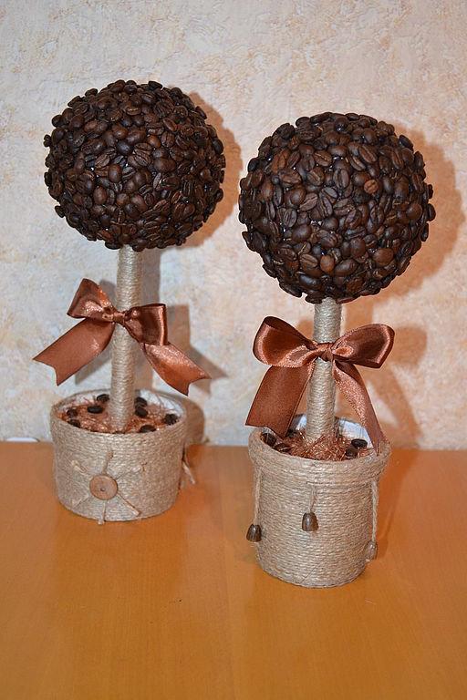 Поделки кофейное дерево своими руками